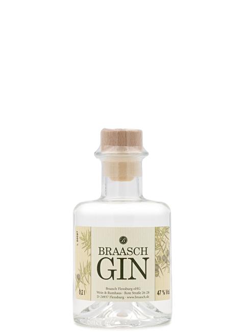 Braasch Gin · 0,2L