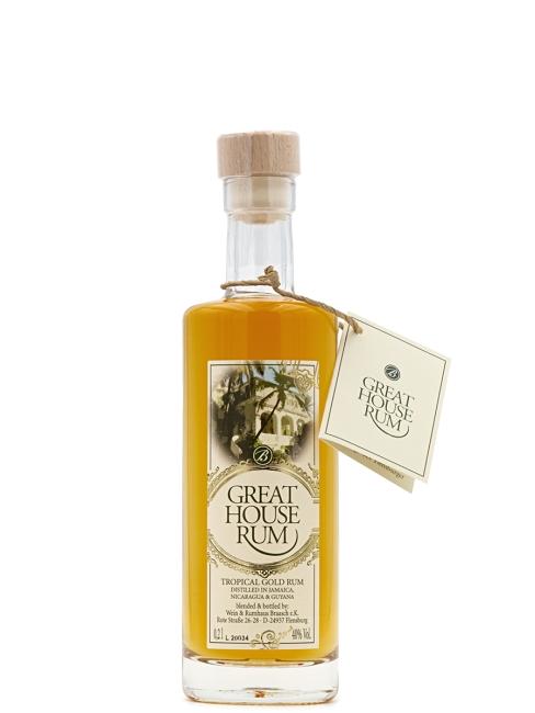 Braasch Greathouse Rum · 0,2L