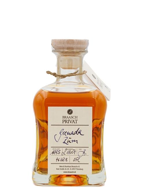 Braasch Privat: Grenada-Rum (1993) · 0,5L