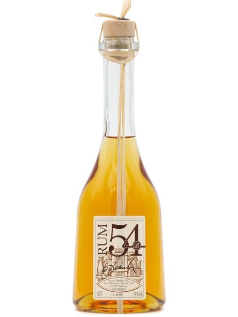 Braasch Rum 54 · 0,5L