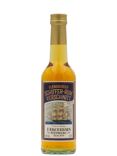 Flensburger Schiffer-Rum-Verschnitt · 0,35L