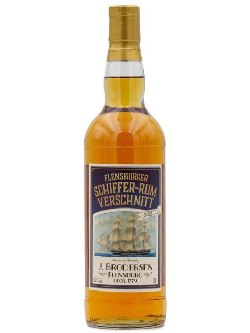 Flensburger Schiffer-Rum-Verschnitt · 0,7L