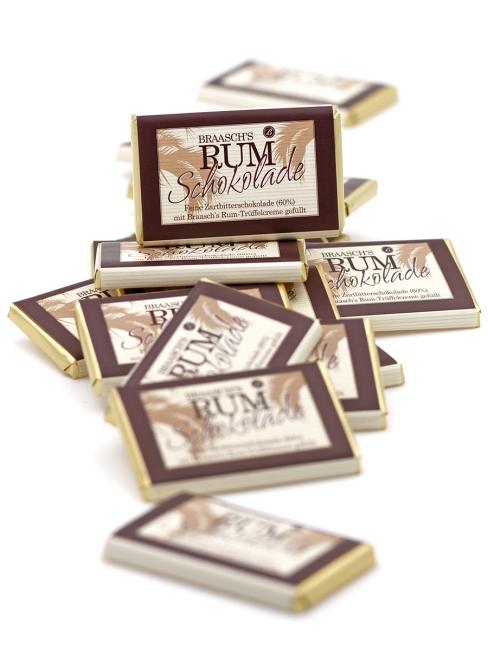 Braasch Rum Schokolade · 10g
