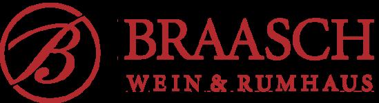 Braasch Wein- und Rumhaus-Logo