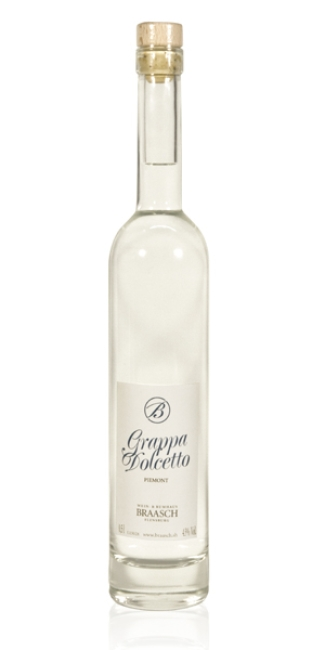 "Braaschs Grappa ""Dolcetto"" · 0,5L"