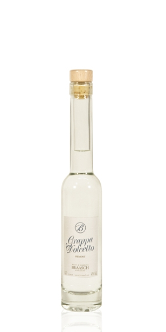 "Braaschs Grappa ""Dolcetto"" · 0,2L"