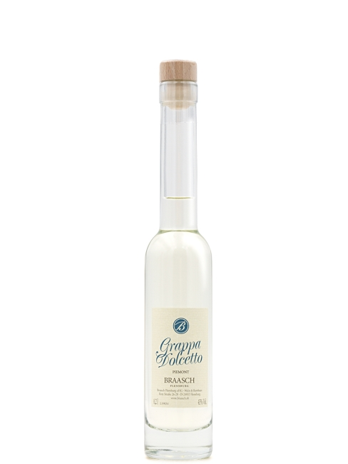 "Braasch Grappa ""Dolcetto"" · 0,2L"