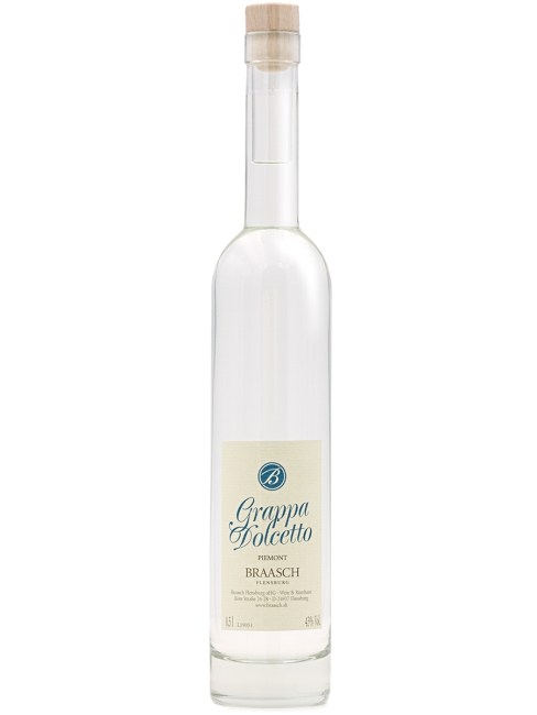 "Braasch Grappa ""Dolcetto"" · 0,5L"